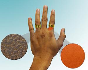 nanopartikel creme hilft bei nickelallergie wissenschaft. Black Bedroom Furniture Sets. Home Design Ideas