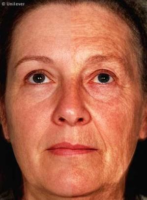 Wie sieht eine 70-jährige Frau aus?